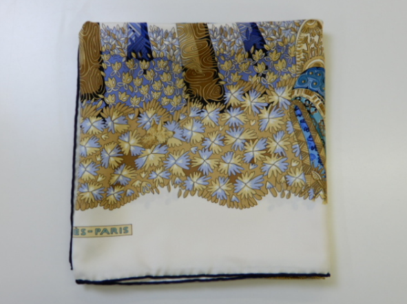 HERMES /カレ90 スカーフ